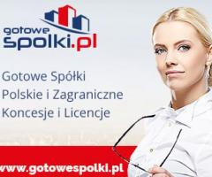 Gotowe Spółki w Holandii, w Belgii, w Niemczech, w Hiszpanii,w Anglii, Bułgaria Słowacja